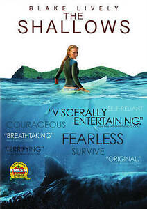 The Shallows,Excellent DVD, Blake Lively, Jaume Collet-Serra