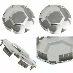 "Set of 4 NEW 2002-2007 GMC ENVOY XL XUV 17"" Wheel Center Caps Hub Covers CHROME"