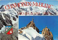 BR9932 Chamonix mont Blanc L aiguille du Midi    france