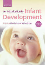 Introduction to Infant Development Paperback Book