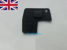 Fits Toyota Avensis Corolla Rav4 2 Button Remote Key Fob Rubber Pad
