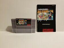 Super Mario All-Stars for SNES (Super Nintendo Entertainment System, 1993)