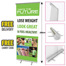 HERBALIFE Printed Roller Banner/Pop/Pull up Exhibition Stand - HRB14