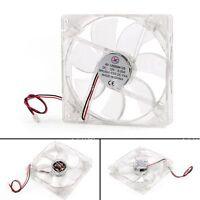 1Pcs DC Brushless Cooling Ventilador 12V 0.2A 12025s 120x120x25mm 3 Pin Fan