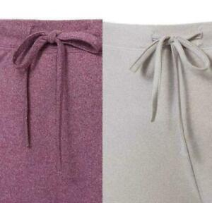 32 Degrees Cool Ladies' Lightweight Elastic Waistband Lounge Pants   1 OR 2 PACK