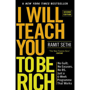 I Will Teach You To Be Rich by Ramit Sethi (Paperback), Books, Brand New