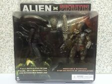 NECA Alien vs. Predator Two Pack Set! Toys R Us Exclusive! AWESOME!