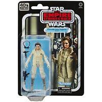 Star Wars Black Series Empire Strikes Back Princess Leia Organa Hoth Figure New