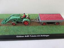 Auto-& Verkehrsmodelle mit Traktor-Fahrzeugtyp aus Weißmetall