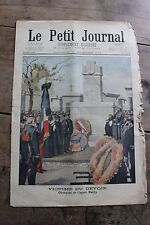 Petit journal shown No.575 1901 Agent Bailly Conflict Franco Turkish Mytilene 1