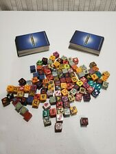 Dice Masters Lot (Includes 112 Dice and 113 Cards)