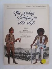 Osprey Men-At-Arms 59: The Sudan Campaigns 1881-98