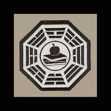 """LOST Dharma Initiative Embroidered patch """"School"""""""
