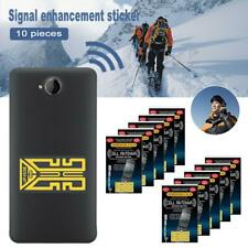 Mobile Phone Signal Enhancement Sticker 10 Pieces Light Easy Carry Signal Strong