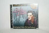 Lady in the Dark Broadway Musical Series CD Album 2003 13 Great Tracks