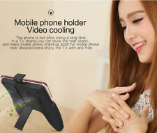 Phone Radiator Game Handle Mini Cooler Cooling Phone Stand with Built-in 2000mAh
