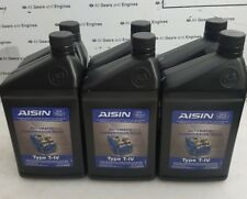 suzuki grand vitara genuine aisin atf-0t4 automatic transmission gearbox oil 6L