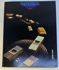 1979 Intersil Data Book -  Data Acquisition Switches Timers