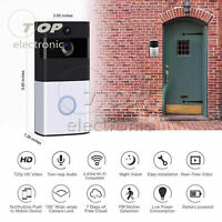 Ring Video Doorbell Camera Wireless WiFi Security Phone Bell Intercom 1080P HD