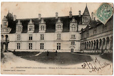 CPA 44 - CHATEAUBRIANT (Loire Atlantique) - 227. Château. Colonnade et Galerie