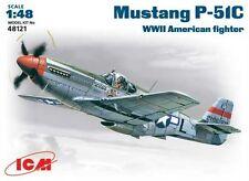 ICM 1/48 P-51C Mustang # 48121