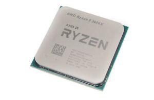 AMD Ryzen 5 3600X CPU 3,8 GHz Prozessoren 6-Core Socket AM4 Max Clock 4,4GHz 95W