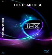 THX DEMO DISC 2013 (Dolby TrueHD DTS-HD Movie Clips Cinema Test) Blu-ray Disc