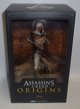 ASSASSIN'S CREED ORIGINS AYA MERCH ACTION FIGURE NEW SEALED ORIGINAL UBISOFT