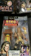 WOW 3 FIGURES WWF  Ring master and Maximum  sweet figures Rick Stiner Chris Jer