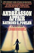 Raymond E. Fowler THE ANDREASSON AFFAIR