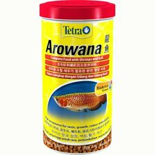 85g Tetra Arowana Fish Food Growth Color Enhancing Aquarium Pellet Shrimp Krill