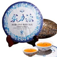 Raw Puer Tea Yunnan Pu Erh Tea Cake Organic Green Tea Weight Loss Healthy Drink