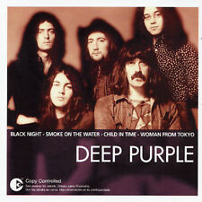 The Essential [2003] by Deep Purple (CD, Mar-2003, EMI Music Distribution)