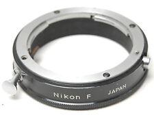 * Nikon F   E adapter