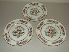 Antique Oriental Design Porcelain Dinner Plates - Cleveland China, J.E. Caldwell