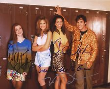 BUFFY THE VAMPIRE SLAYER CAST AUTOGRAPHED SIGNED A4 PP POSTER PHOTO 10