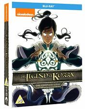 THE LEGEND OF KORRA - THE COMPLETE SERIES BOOK 1 - 4 [BLURAY+ARTCARDS] 2