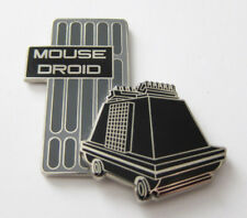 New listing Mouse Droid Star Wars Weekends Droids Mystery Super Chaser Le200 Disney Pin