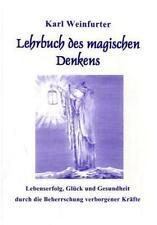 Lehrbuch des magischen Denkens von Karl Weinfurter (2005, Gebundene Ausgabe)