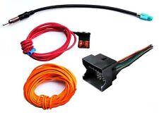 Porsche Aftermarket Radio Stereo Installation Wiring Harness Antenna Adapter Kit