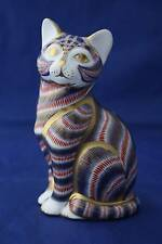 Royal crown derby cat paperweight MMXII-new & boxed