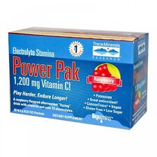 Electrolyte Stamina Power Pak Raspberry (replaces upc 786601233299) - 32 - Packe