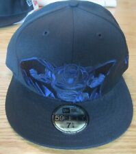 9bf2adeee0c Black Panther Marvel Comics New Era Hat 59 Fifty New BLK 7 1 4 EXTREMELY