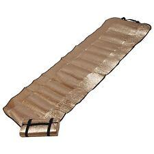 Thermal Reflective Camping Mat - Highlander Waterproof Foil Foam Backed Blanket