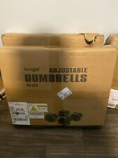🌟NEW🌟 Yes4All Adjustable Dumbbells - 50 lb Dumbbell Weights (Pair) Next day!