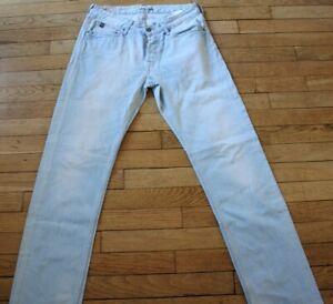 JAPAN RAGS Jeans pour Homme W 31 - L 34  Taille Fr 40 (Réf # O217)