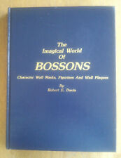 Imagical World of BOSSONS Complete Collectors Guide Wall Masks Figurines Plaques