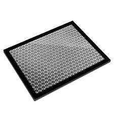A3 Glass Frame BW - Honey Bee Beehive Honeycomb  #39588