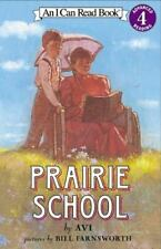 Prairie School (I Can Read Book 4)-ExLibrary