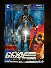 "ROADBLOCK Hasbro GI G.I. Joe Classified Series 6"" Action Figure #21 Cobra Island"